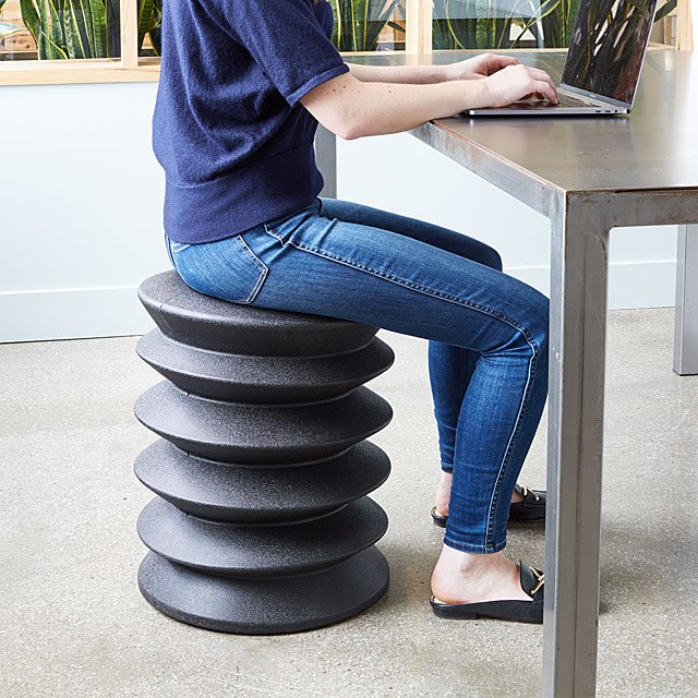 Ergonomic Active Sitting Stool