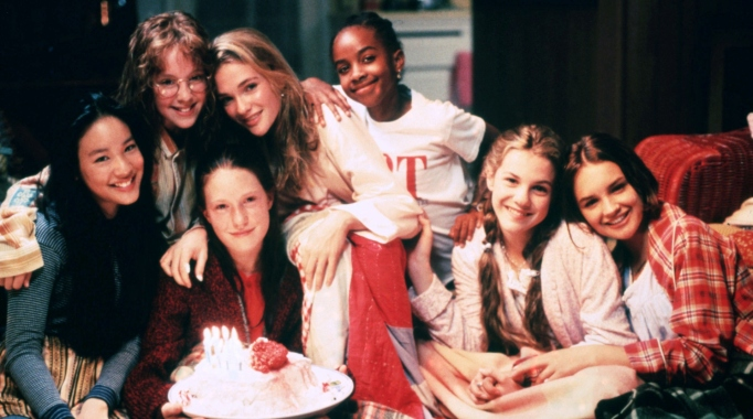 """""""The Baby-Sitters Club"""""""