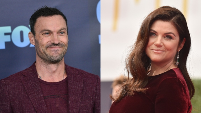 Brian Austin Green Tiffani Thiessen