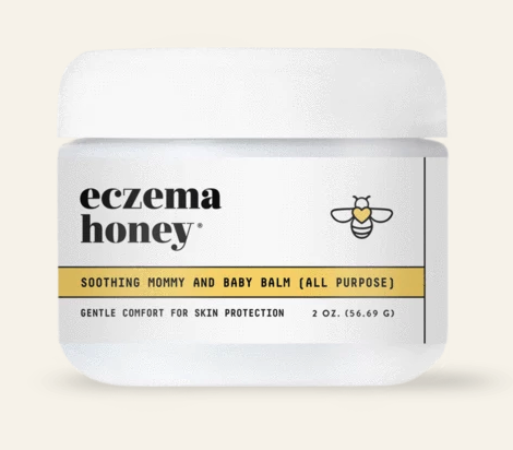 Eczema-Honey-Soothing-Mommy-and-Baby-Balm