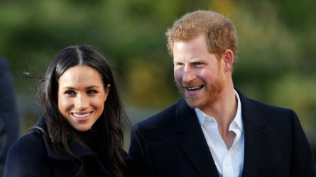 Prince Harry & Meghan Markle Are