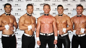 Ian Ziering Chippendales BH90210