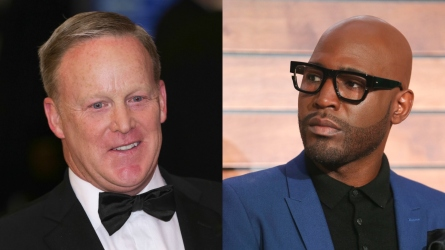 Sean Spicer Karamo Brown