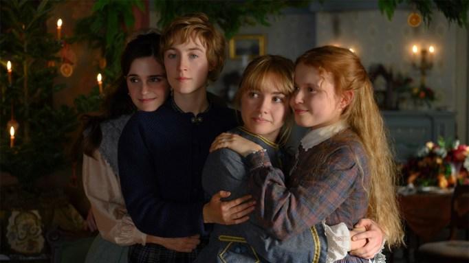 Little Women Emma Watson Saoirse Ronan Eliza Scanlen Florence Pugh