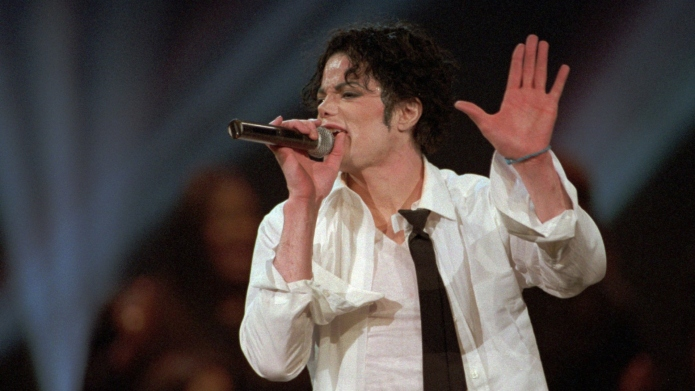 Michael Jackson's Name was Removed from