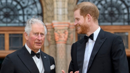 Here's How Prince Charles Plans to