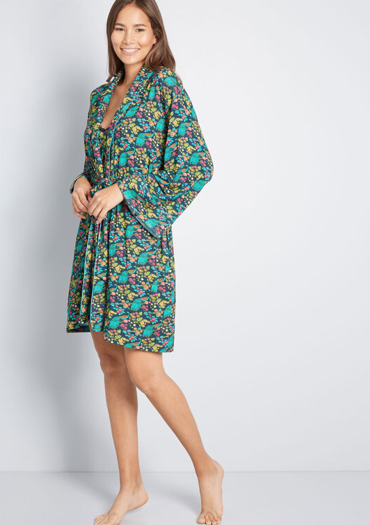 At Day's End Robe Modcloth