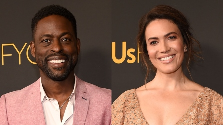 Sterling K. Brown Mandy Moore