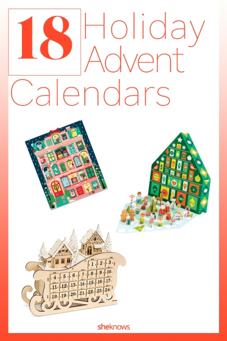 Holiday Advent Calendars 2019