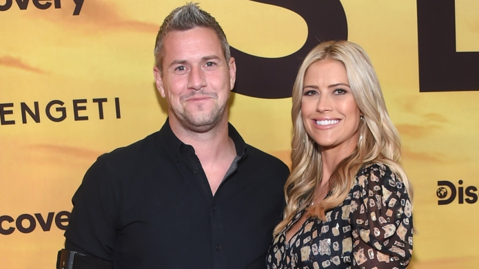 Ant Anstead & Christina Anstead.