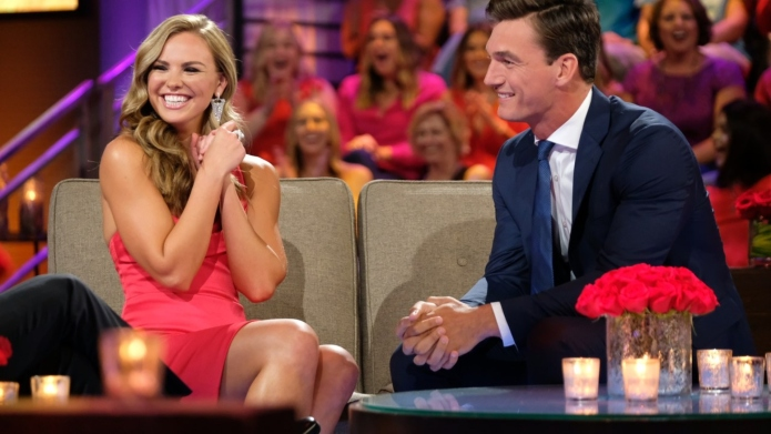 Hannah Brown, Tyler Cameron 'The Bachelor.'