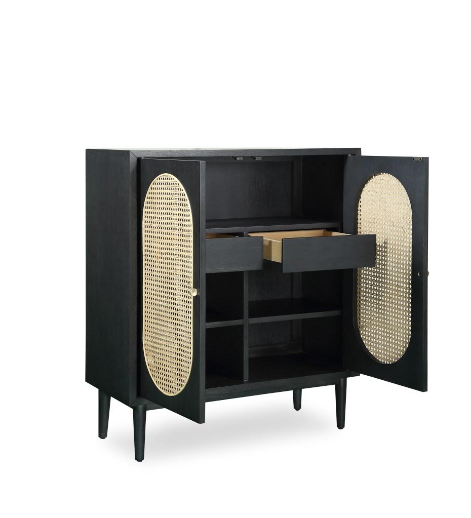 Bauer Bar Cabinet