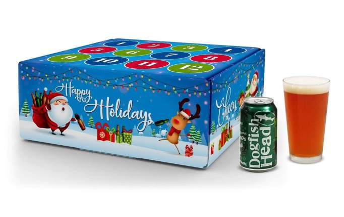 12 Day Craft Beer Advent Calendar
