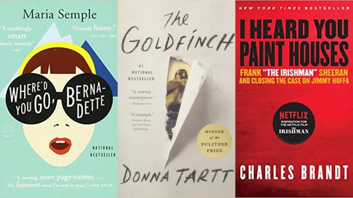 """Best Movies & TV Shows Based on Books 2019: """"The Goldfinch"""