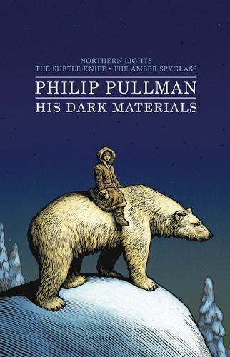 'His Dark Materials' by Philip Pullman