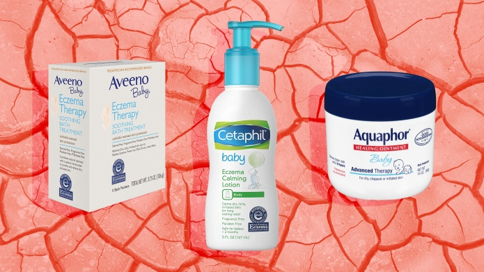 14 Eczema Products That Will Soothe Your Kids' Skin
