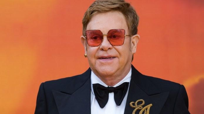 Elton John Defends Meghan Markle &