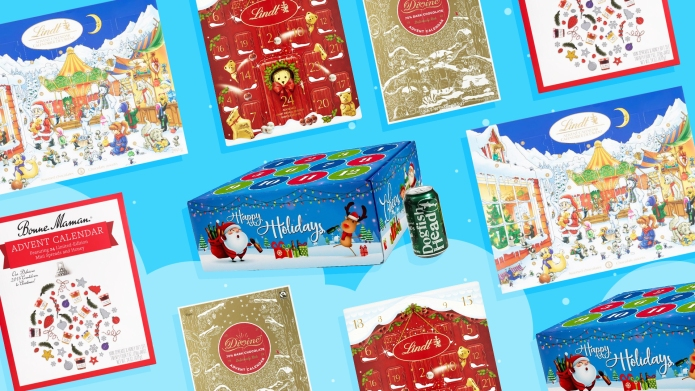 Edible Advent Calendars You Need in