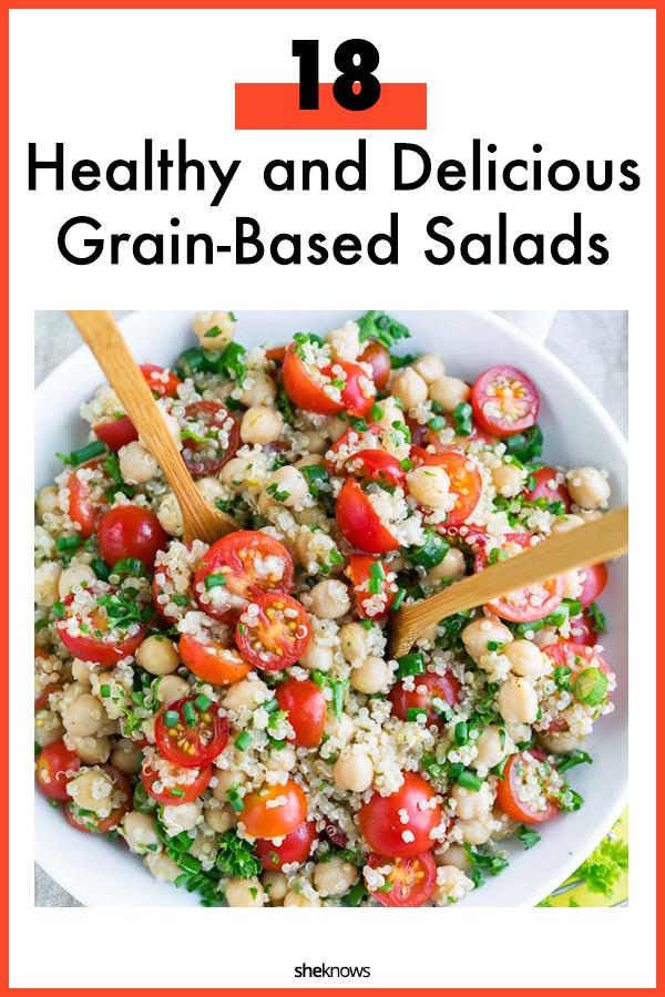 Grain-Based Salad