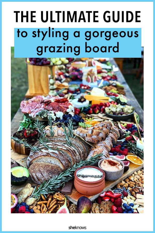 Grazing Board Ideas