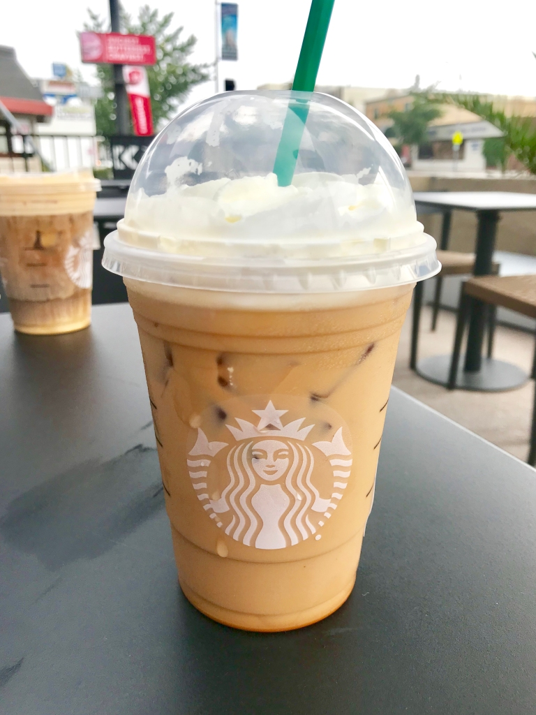 Psl Or Pumpkin Cold Brew We Tried Both Starbucks Drinks To