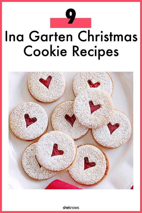 Ina Garten Christmas Cookies