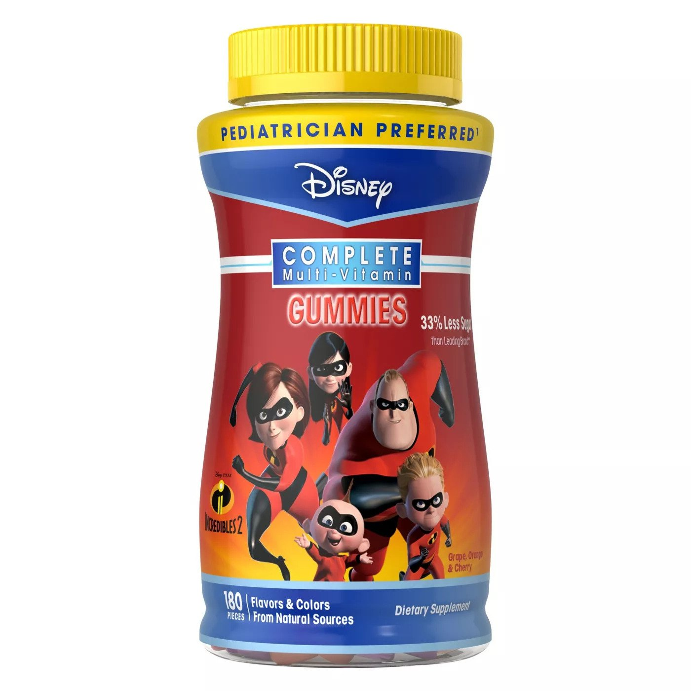 incredibles vitamins