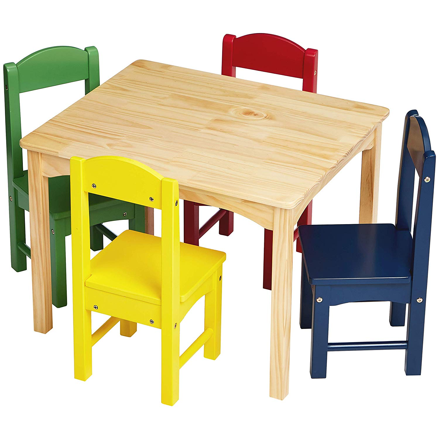 Amazing The Best Kids Tables Chairs You Can Buy On Amazon Sheknows Machost Co Dining Chair Design Ideas Machostcouk