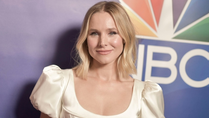 Kristen Bell Says She Eats Carbs Because She Can't Work Hungry, & We're Right There With Her