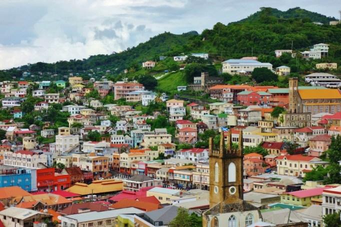 St. George, Grenada.