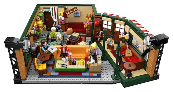 Lego Central Perk set