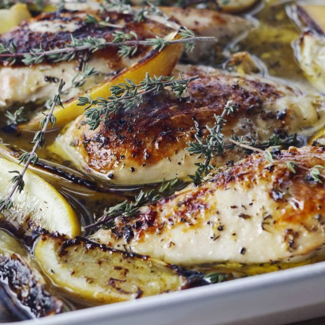 Ina Garten lemon chicken breasts