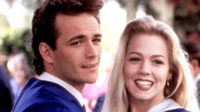 'Beverly Hills 90210' Luke Perry and