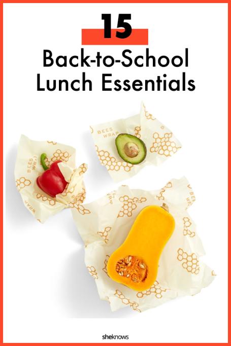 School Lunch Ideas: Essentials for Your Kids' Lunchbox #lunch #lunchideas #lunchessentials #schoollunch #school #backtoschool