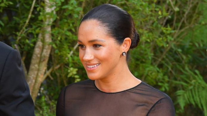 Meghan Duchess of Sussex'The Lion King'