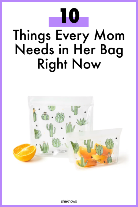 What Moms Needs in Their Bag #motherhood #momtips #momadvice #mombag #momessentials