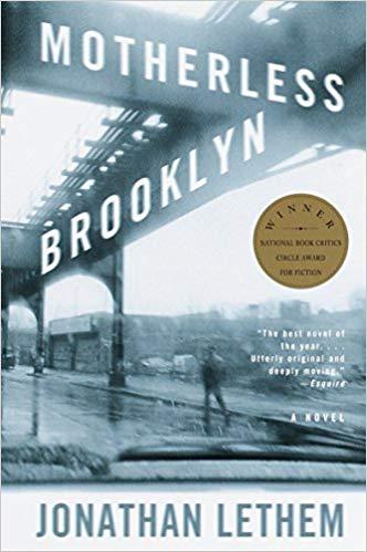 'Motherless Brooklyn' by Jonathan Lethem
