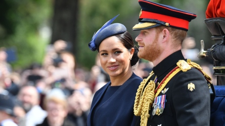 Meghan Markle & Prince Harry Hire