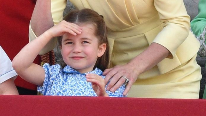 Princess Charlotte, June 2019