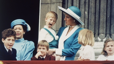 Princess Diana, Prince Harry, Prince William