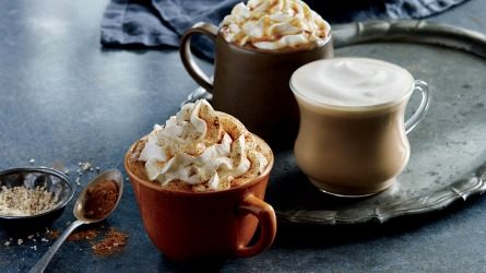 Starbucks' Pumpkin Spice Latte Is Returning