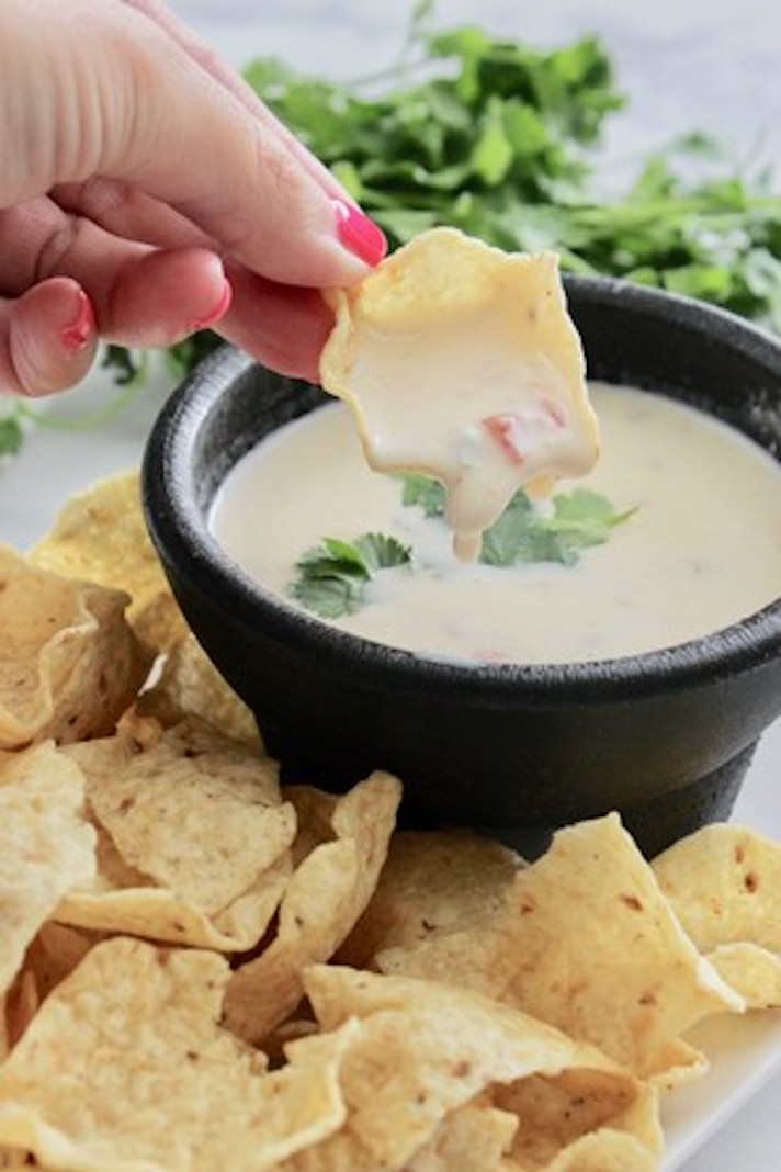 Real Cheese Queso