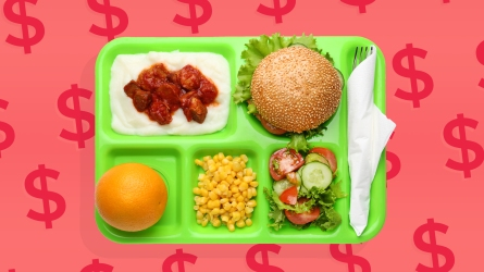 School lunch debt crisis