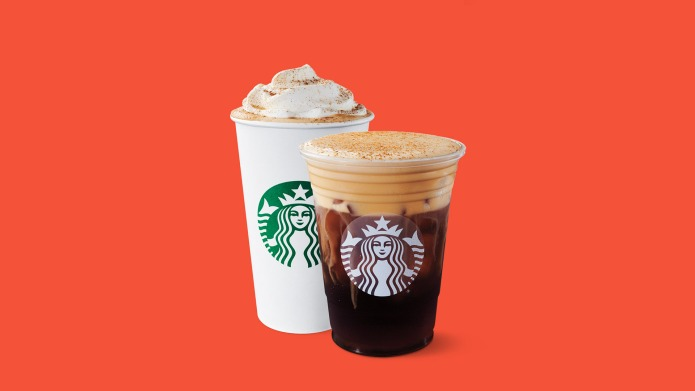 Starbucks Announces First New Pumpkin Drink