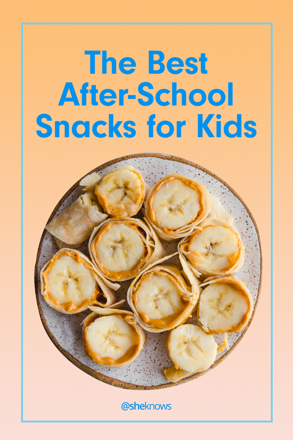 Best After-School Snacks for Kids