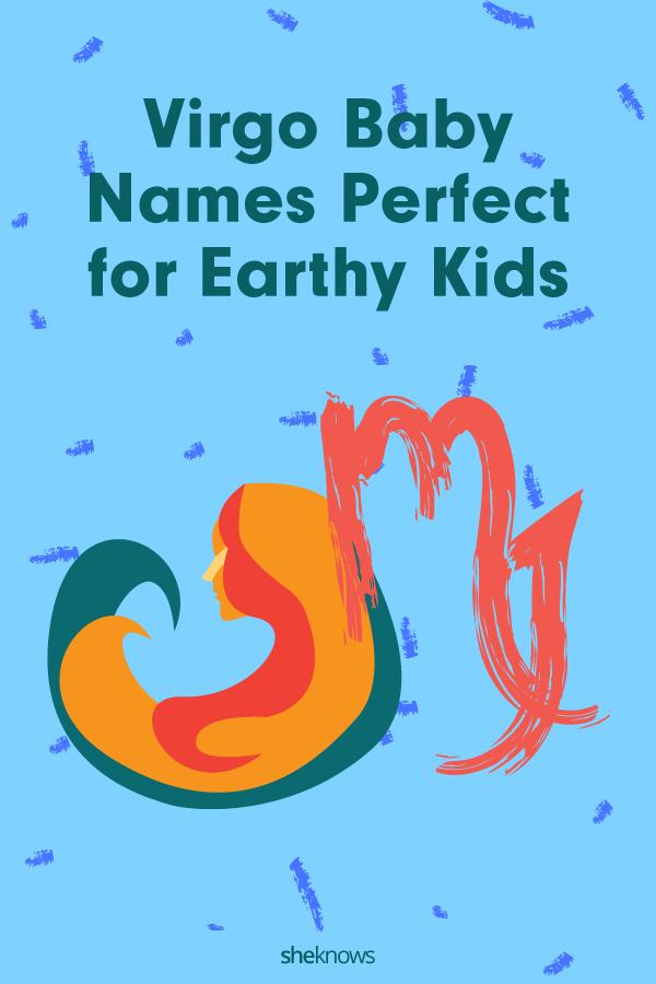 virgo baby names