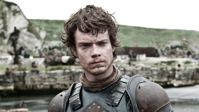 Alfie Allen in 'GoT.'