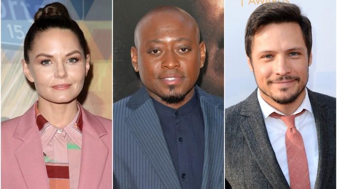 Jennifer Morrison; Omar Epps; Nick Wechsler.