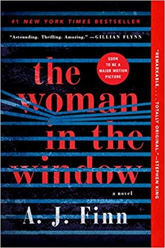 'The Woman In The Window' by A. J. Finn