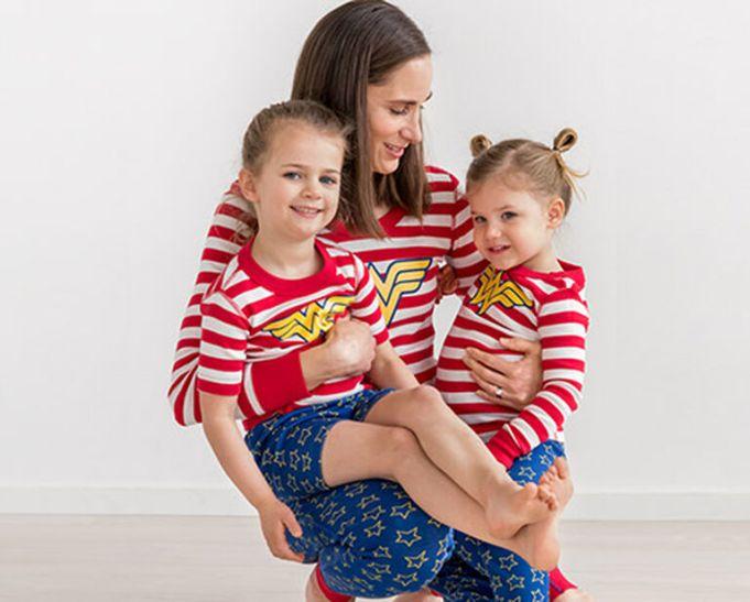 Get Justice League 'Wonder Woman' pajamas